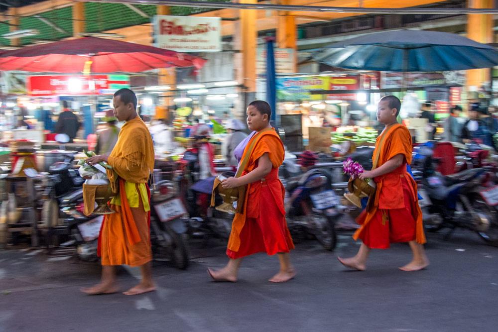 Что посмотреть в Нане Таиланд