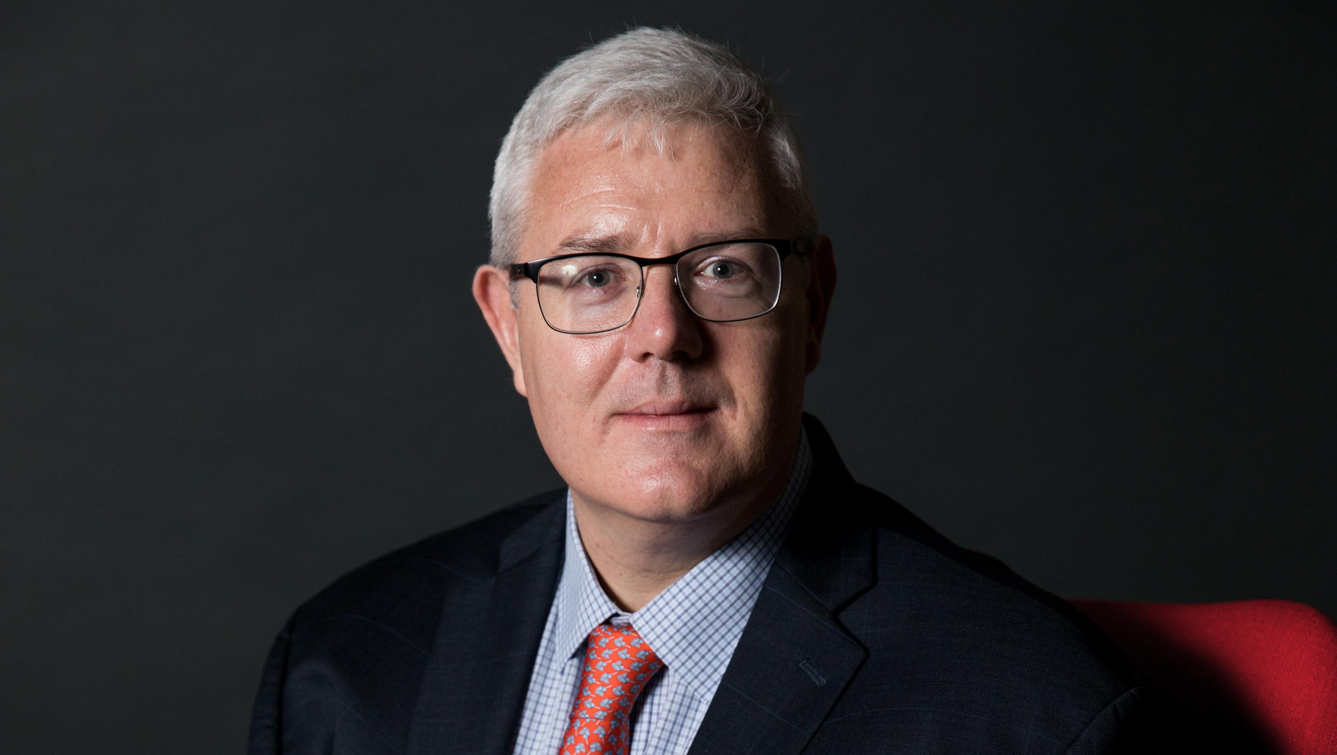Portrait of Steve Brammer
