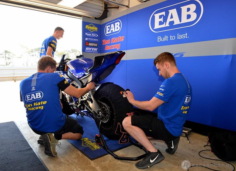 EAB Tean Kate Racing