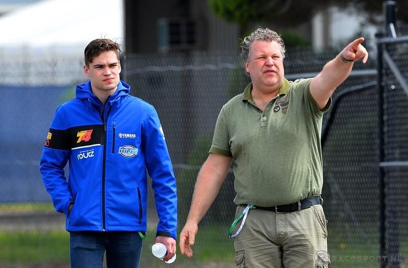 Jaimie en Andre Sikkelerus
