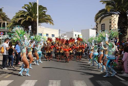 Coso del Carnaval de San Bartolomé 2020