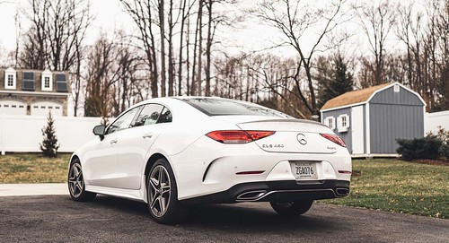 2020 Mercedes-Benz CLS 450 4MATIC Coupe Photo