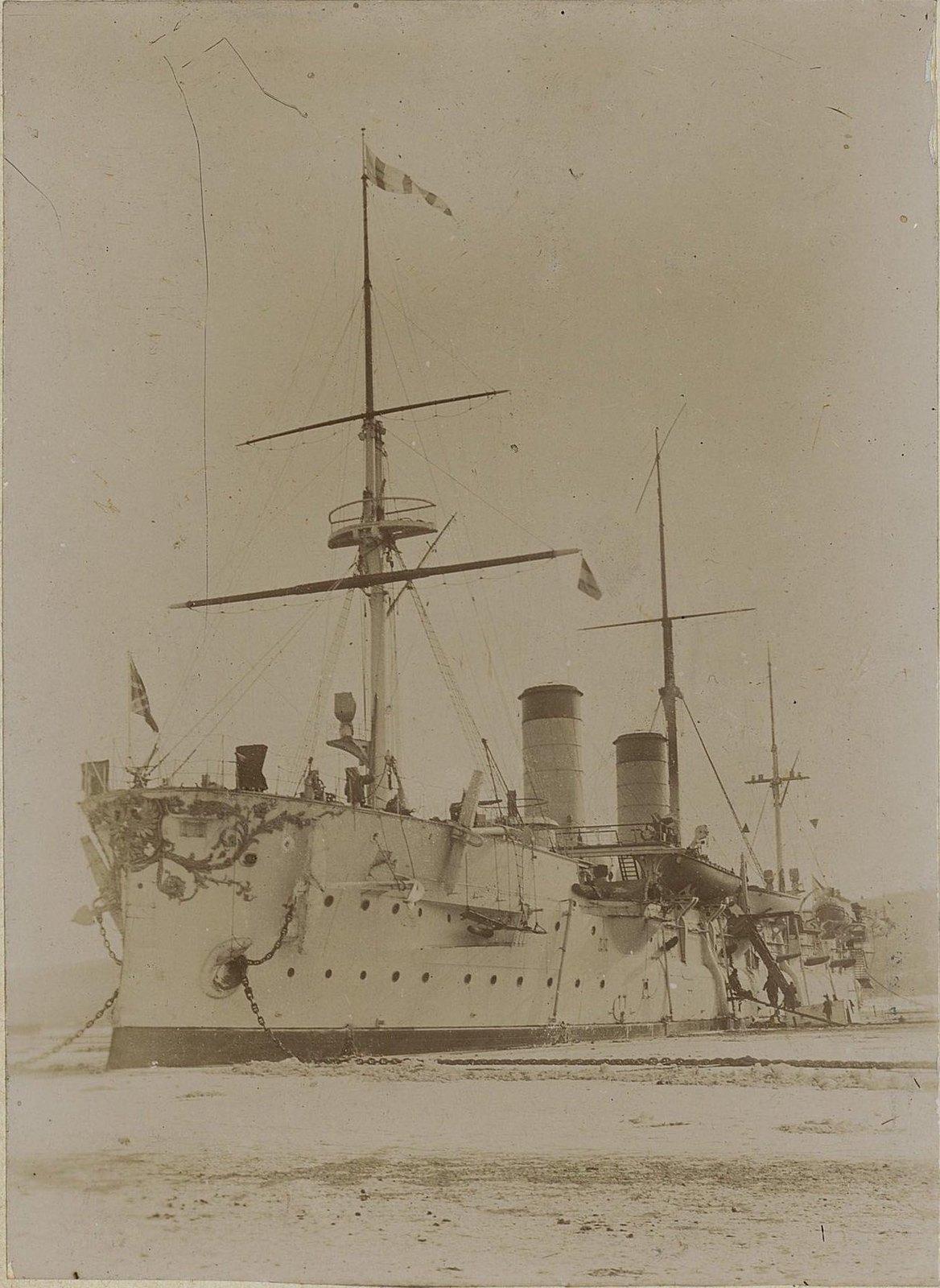 09. Крейсер «Громобой»