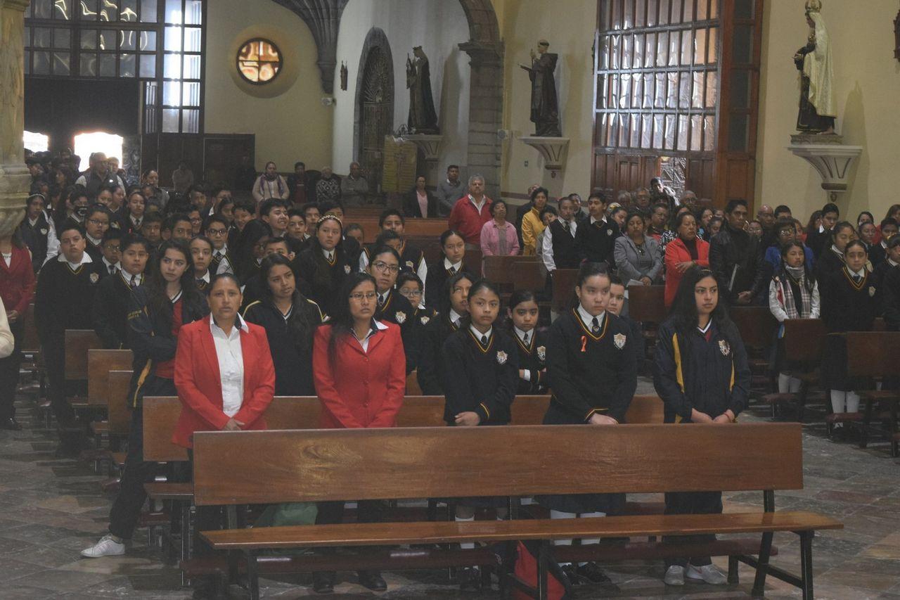Misa en Honor a Nuestro Beato Fray Sebastián de Aparicio