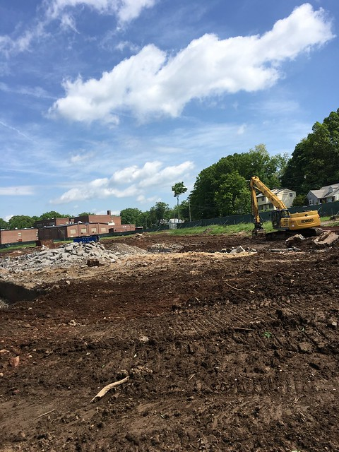 Construction Updates: Plainfield - Woodland Avenue Elementary School