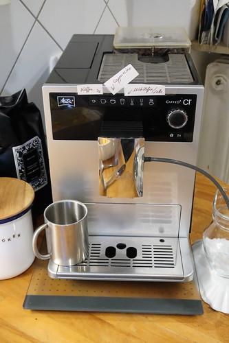 Kaffee-Angebot