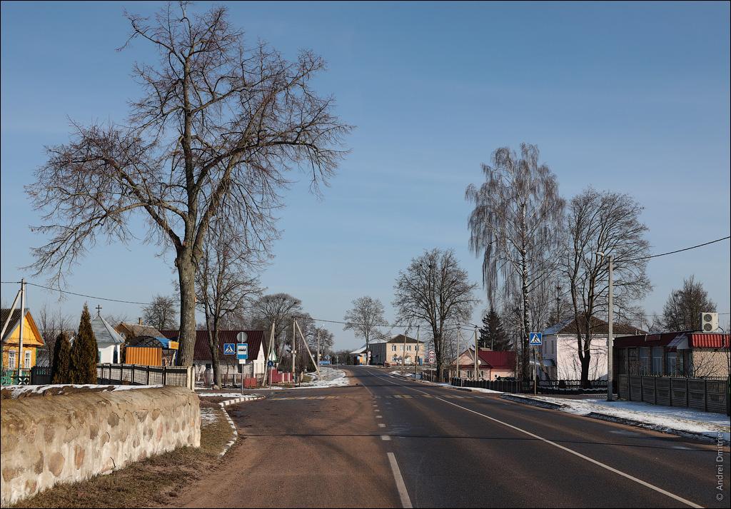 Вишневец, Беларусь