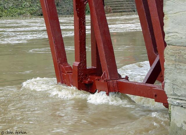 Ironbridge in Winter 06