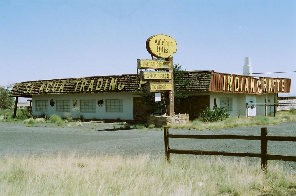 abandoned roadside relics
