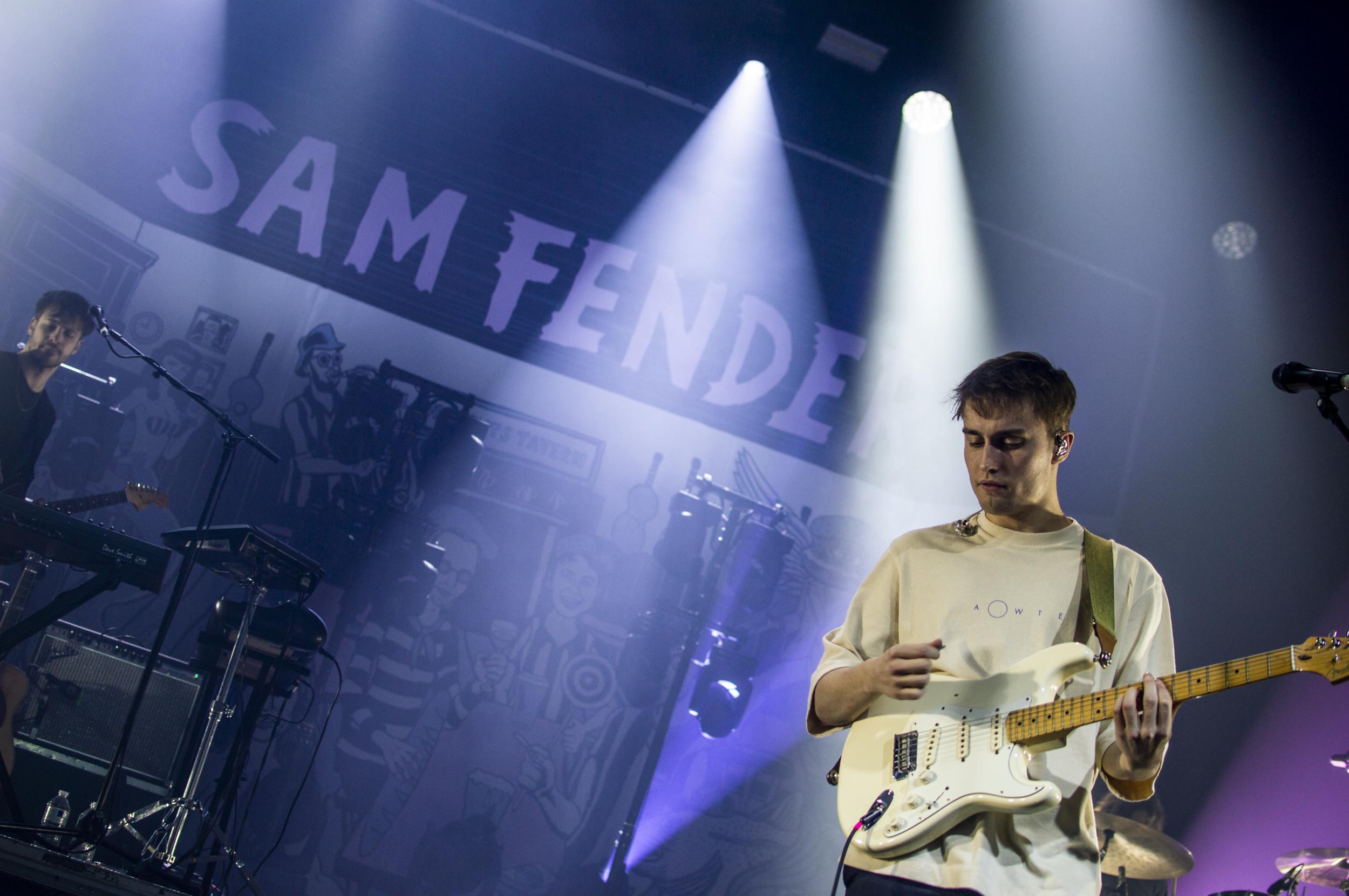 Sam Fender @ AB