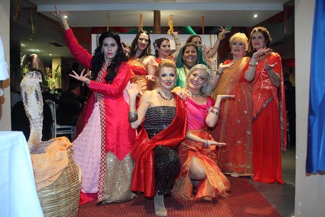 Αποκριάτικος χορός «Νέας Χορωδίας Λευκάδας» (2020)