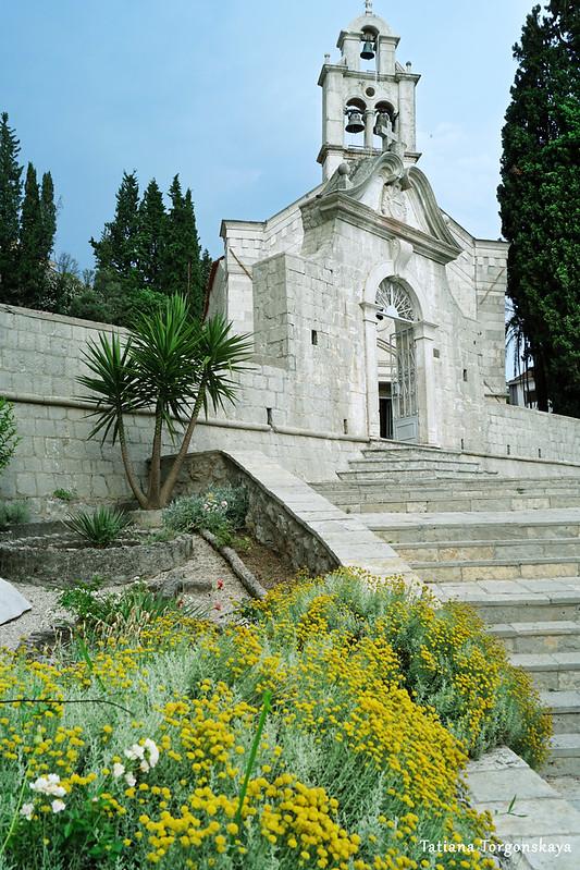 Церковь Св. Спаса в Топле