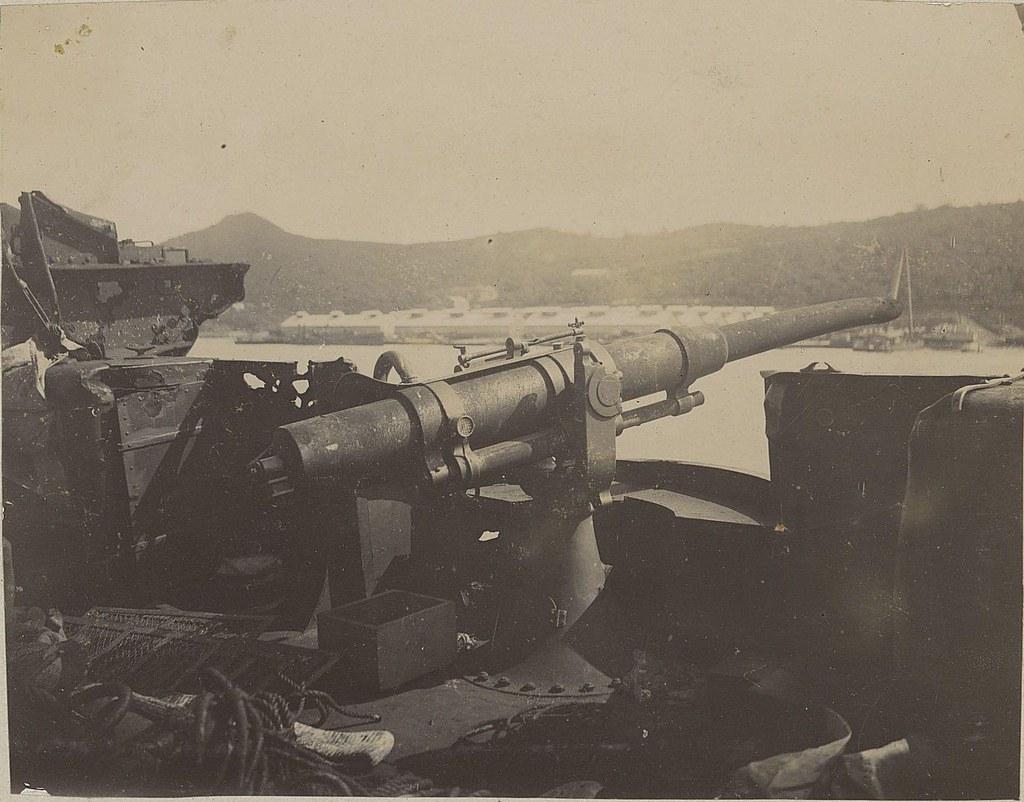 20. Корабельное орудие
