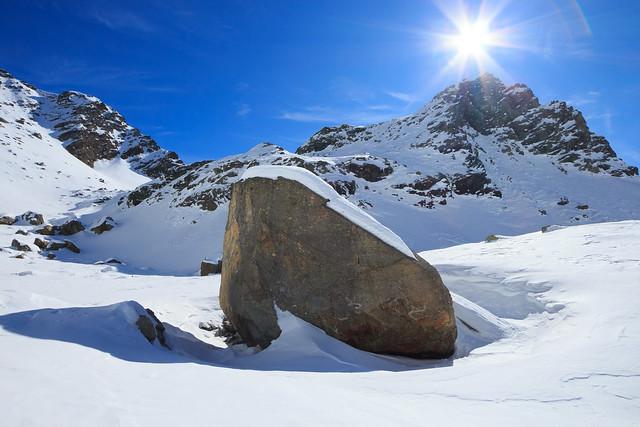 La Roccia e il Cielo