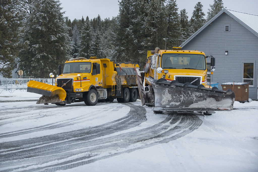 Plows get ready to roll out