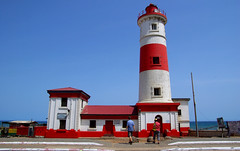 lighthouse James Town