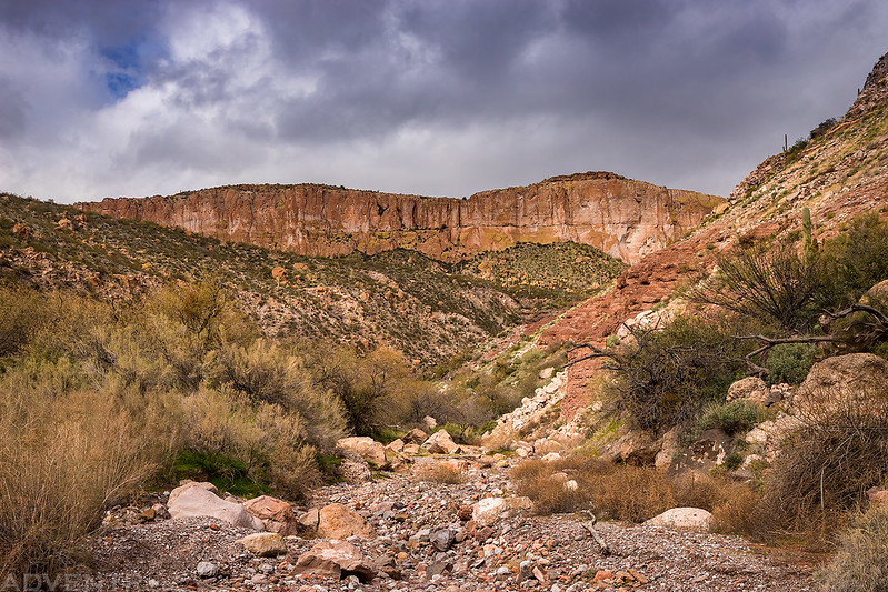 Cave Canyon Wash
