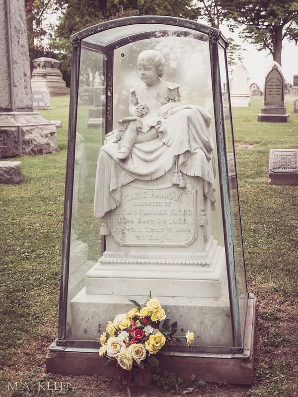 Tacie Hannah Fargo (1865-1866)