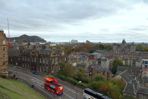 scotland edinburgh edimburgo view vista esplanade sony sonyrx100 sonydscrx100