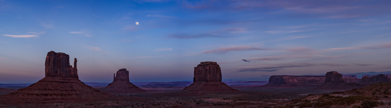 Moon, Merrick, Mittens, Mesas, Monuments, and a Little Magic