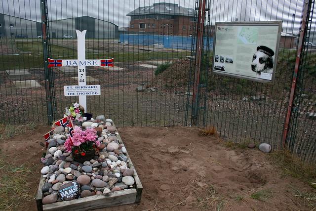 Bamses' grave, Montrose