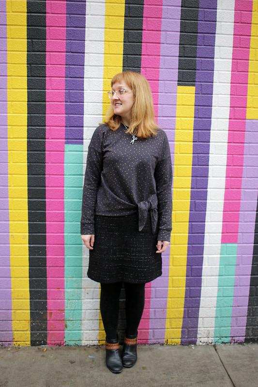 Megan Nielsen Jarrah Sweater