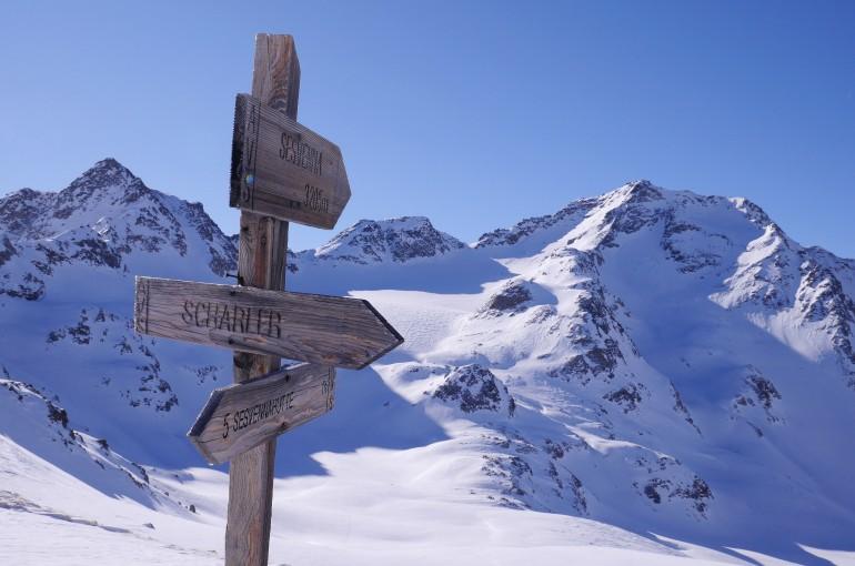 Jihotyrolská oblast Sesvenna je ideální pro skitouring