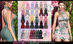 Astralia Clothing - Melanie Dress