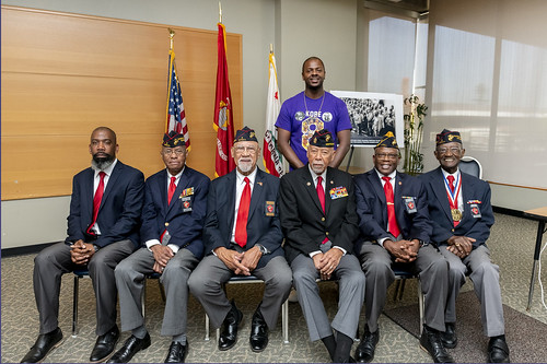 Montford Point Marines Luncheon 2020