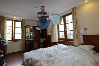 Budapest Bed Jump