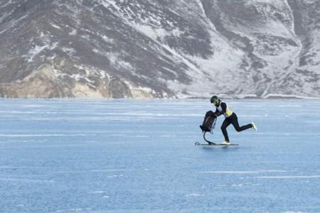 Bajkal Ice Storm
