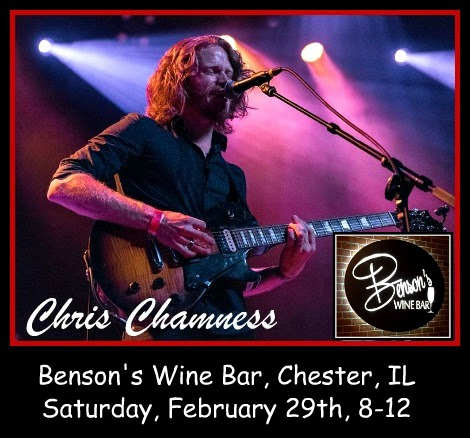 Chris chamness 2-29-20