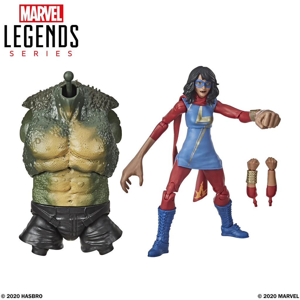 【NYTF 2020】Hasbro《金剛戰士》可動人偶&獸奏劍、更多漫威傳奇 (Marvel Legends) 系列可動人偶新作發表!
