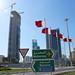 Road signs, Manama