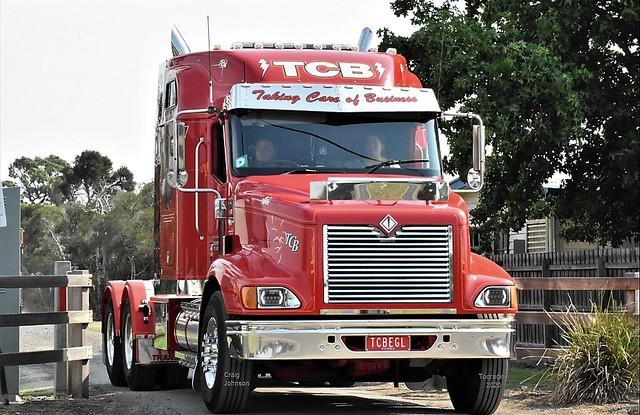 TCB International Exits at Tooradin