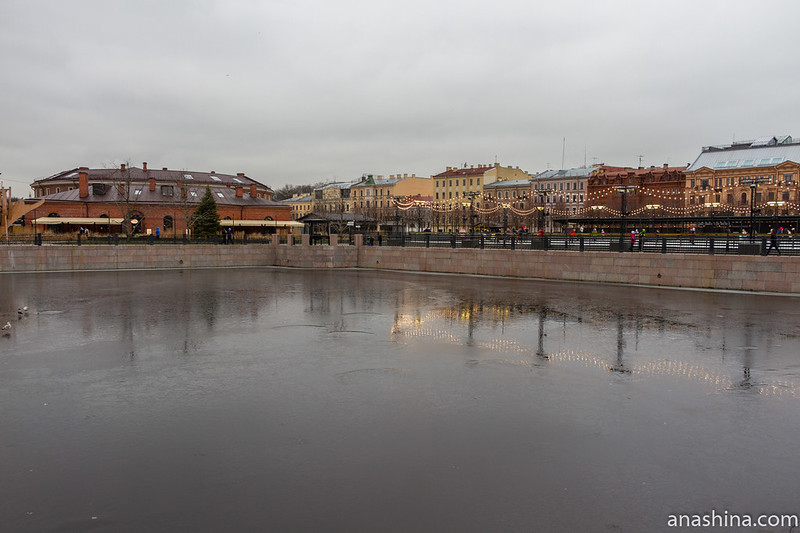 Новая Голландия, Санкт-Петербург