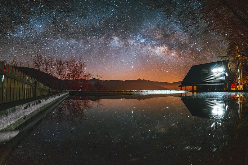 Milky way Taiwan