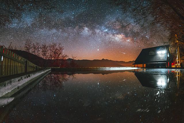 Milky way|Taiwan
