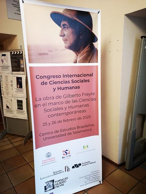 Congreso Internacional de Ciencias Sociales y Humanas