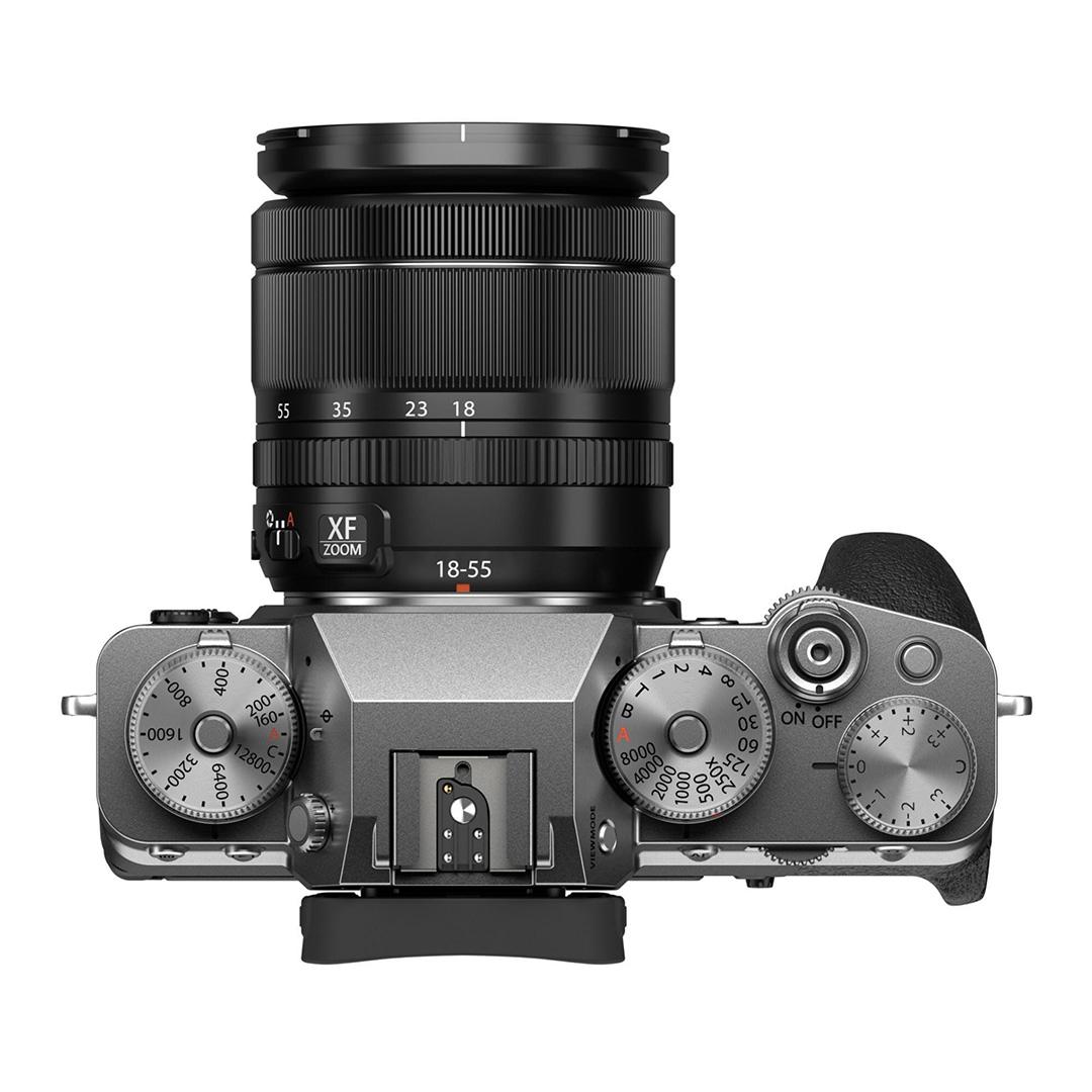 Fujifilm X-T4 Silver