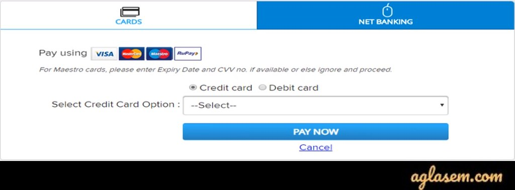 Bihar B.Ed 2020 Online Application Form