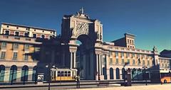 Praça do Comércio, in SL