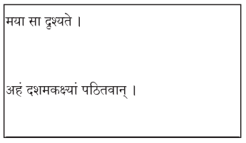 2nd PUC Sanskrit Workbook Answers Chapter 7 सा शान्तिः 8