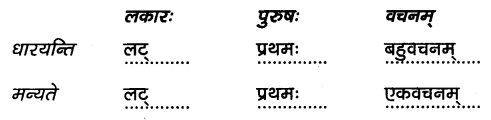 2nd PUC Sanskrit Workbook Answers Chapter 7 सा शान्तिः 13