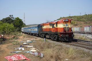 IR 13145 Balli,Goa/India