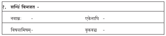 2nd PUC Sanskrit Workbook Answers Chapter 9 नीतिसारः 10
