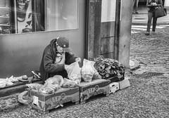 Street Vendor - Funchal - Madeira