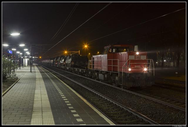 DB Cargo 6465, Meppel