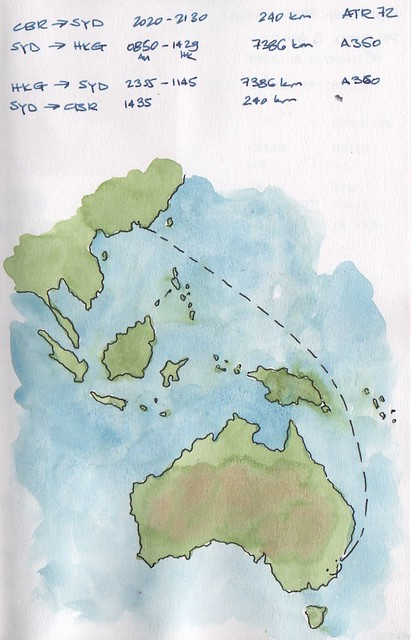 20200213 - HK trip map