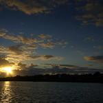Preston Dock glow